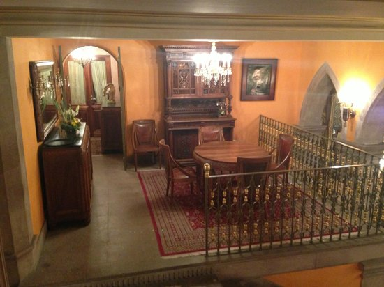 Hotel Museo Palacio de San Agustin: Interiores del hotel