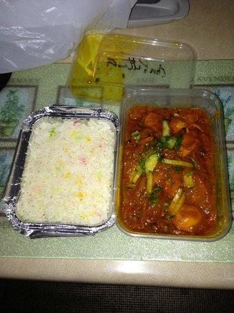Tiffinwalla Tandoori Restaurant