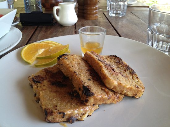 Aqua Wellness Resort: french toast