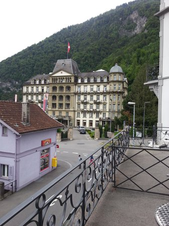 Carlton-Europe Hotel: Just one of the stunning views from our room