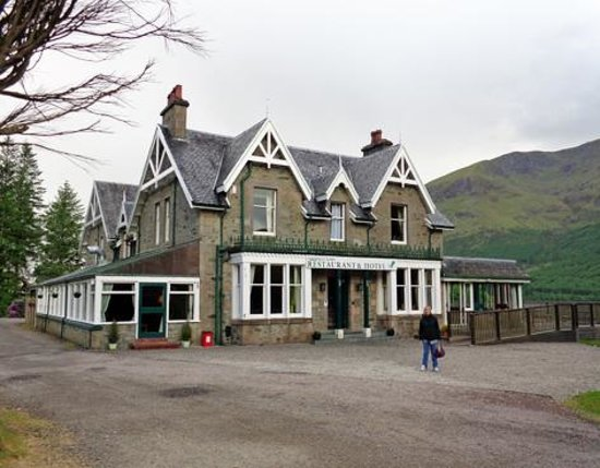 Letterfinlay Lodge Hotel: hotel
