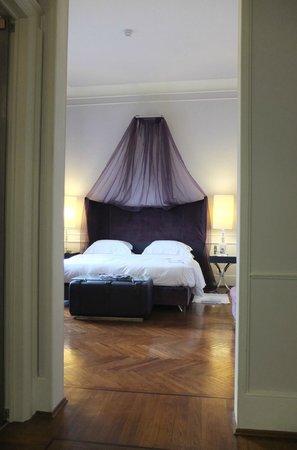 Hotel Brunelleschi : La chambre