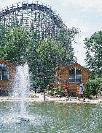 Cedar Point's Lighthouse Point: Cabins