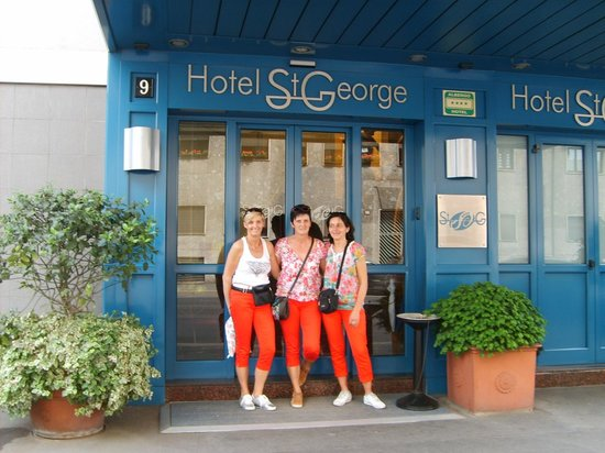 Best Western Hotel St. George: Foto voor het Hotel