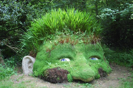 The Lost Gardens of Heligan: Giant's Head