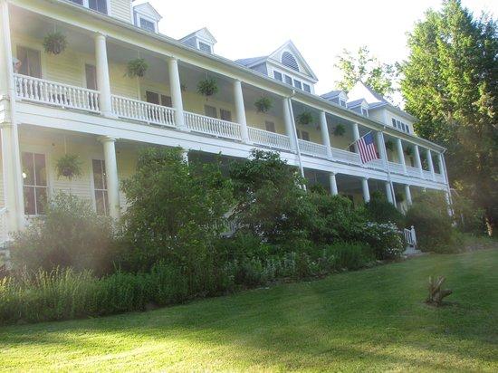 Balsam Mountain Inn & Restaurant: The Inn