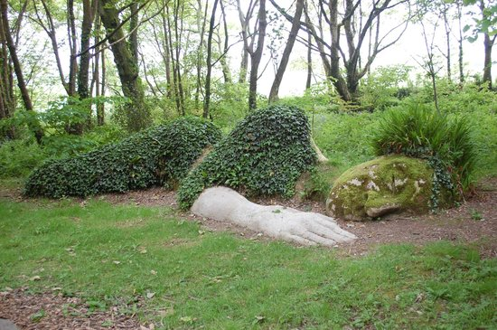 The Lost Gardens of Heligan: Mud Maid