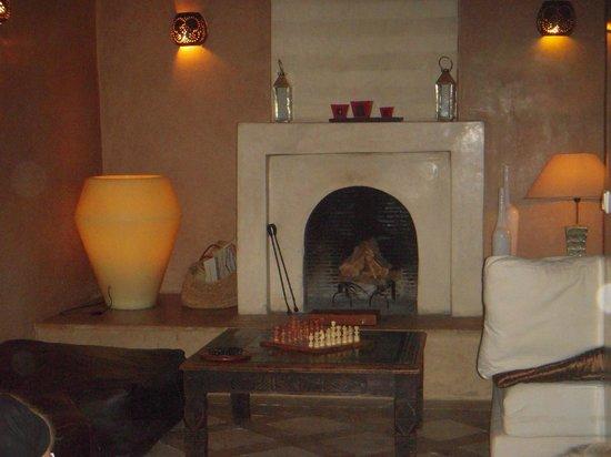 Riad l'Orangeraie: warm and cozy