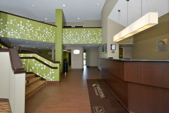 Sleep Inn I 95 North Savannah: Lobby