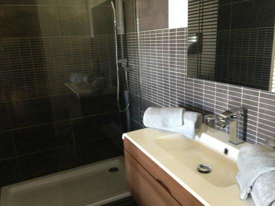 Villa Sophie : La salle de bain