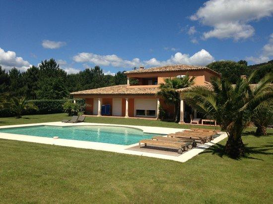 Villa Sophie : Vue de l'ensemble de la villa