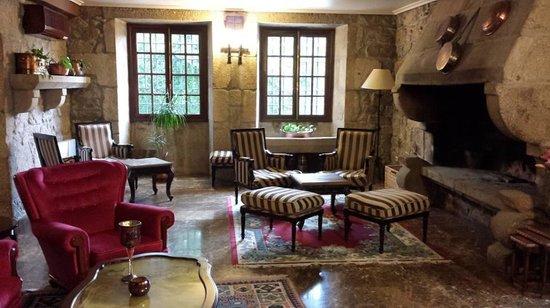 Hotel Pazo O'Rial: Zona común