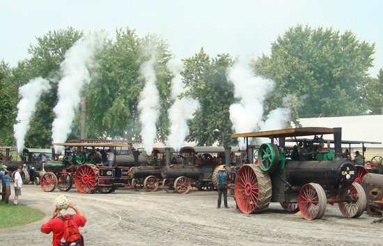 Ланкастер, Пенсильвания: Steam Traction Engines