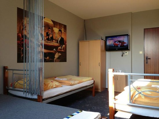 Penzion Na Ruzku : Room nr. 1 - 4 beds
