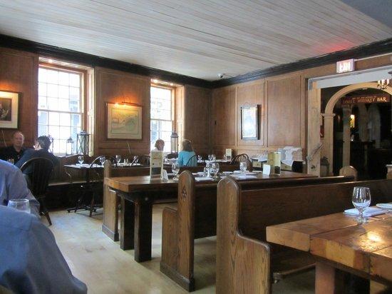 Fraunces Tavern Museum: il ristorante