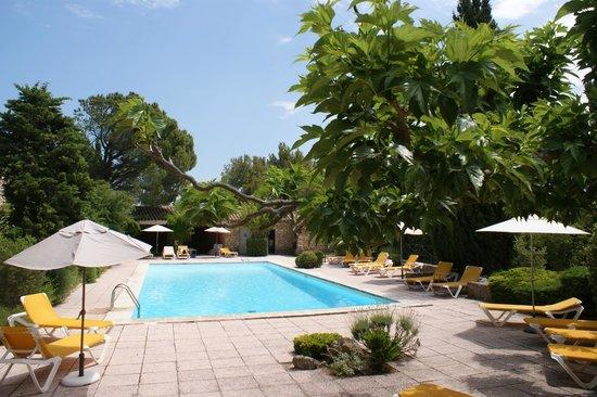 Garrigae Abbaye de Sainte Croix : piscine