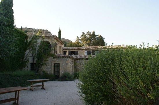 Garrigae Abbaye de Sainte Croix : vue d'ensemble