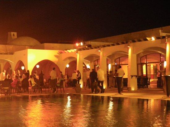 Club Med Djerba la Douce : Soirée autour de la piscine
