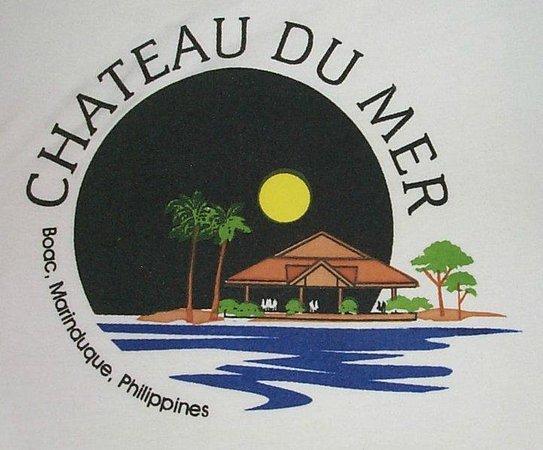 Chateau Du Mer Beach Resort: CDM logo