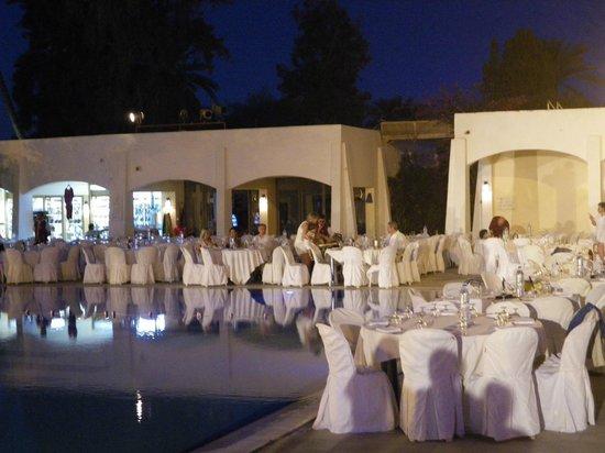 Club Med Djerba la Douce: Soirée Blanche