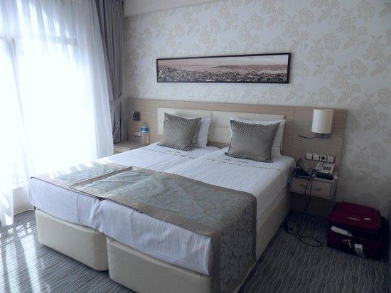 Galata La Bella Hotel : la chambre