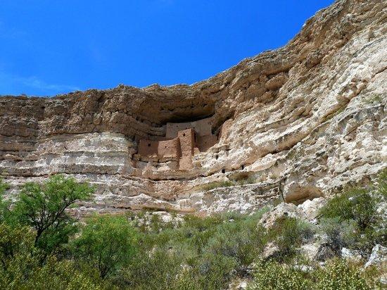 Jerome State Historic Park : Montezuma Castle