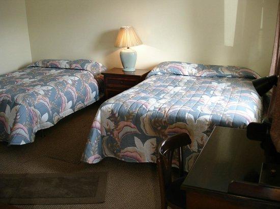 Newbury Street Inn: Enough room for the family