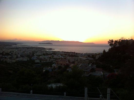Royal Sun Hotel: sunset 1