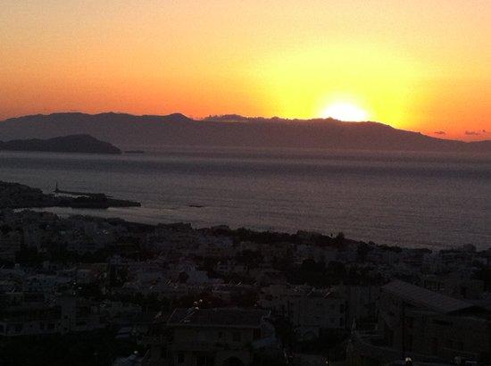 Royal Sun Hotel: sunset 2
