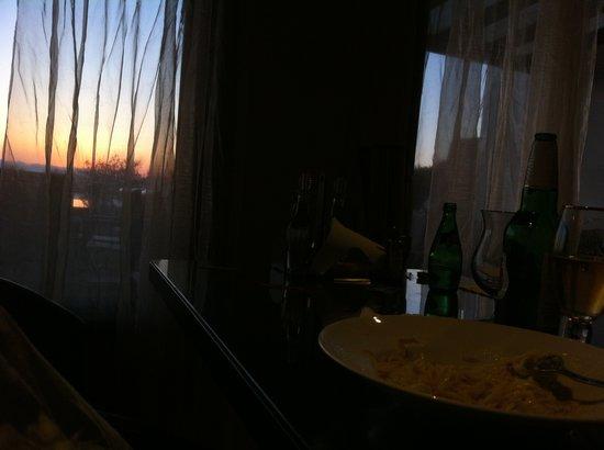 Royal Sun Hotel: dinner