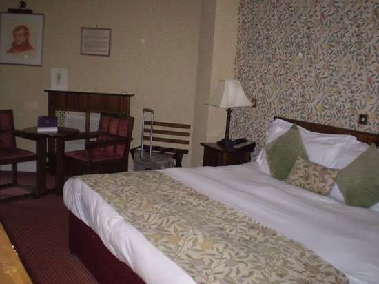 Schoolhouse Hotel: Room 238