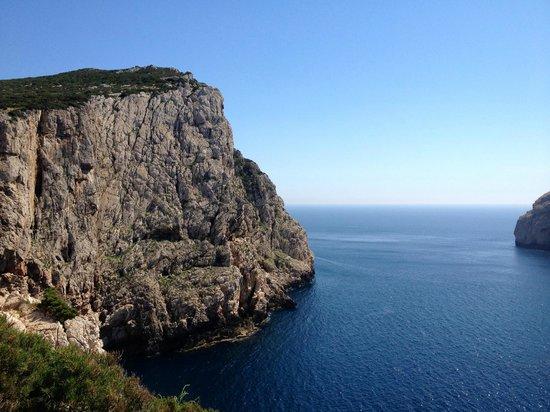 Capo Caccia Vertical Cliffs