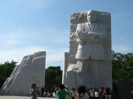 City Segway Tours DC : The Martin Luther King Memorial