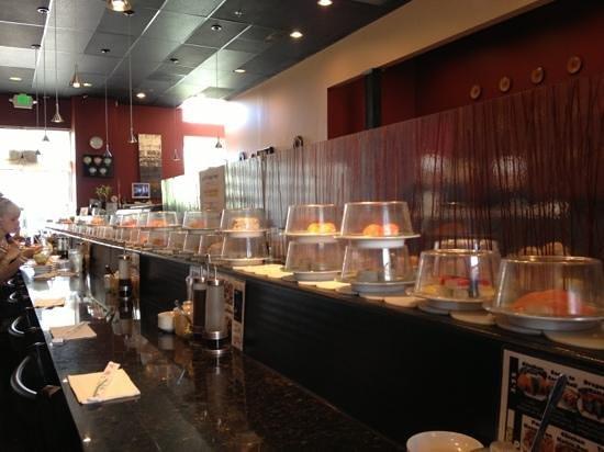 Hot Pot N Sushi Portland 10127 Ne Cascades Pkwy