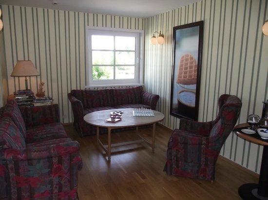 Lilland Hotel: Sitting room