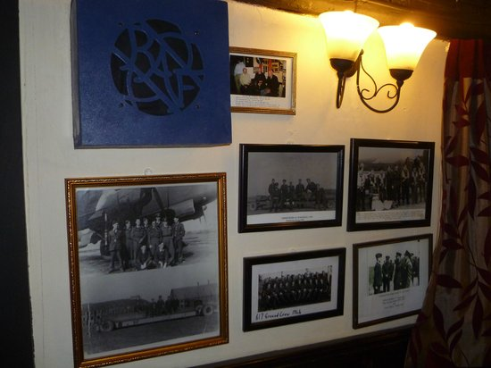 The Blue Bell Inn: Some of the many photos