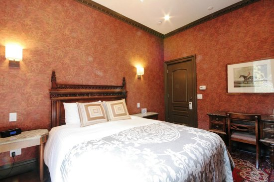 Monte Cristo Bed and Breakfast: European Style Old World Charm.