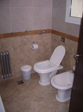 Solares Cumbrecita: Baño