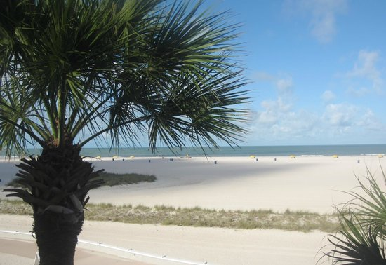 Bilmar Beach Resort: View from beaches building