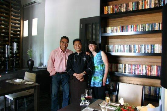 Sofitel Luang Prabang Hotel: Chef HongLy
