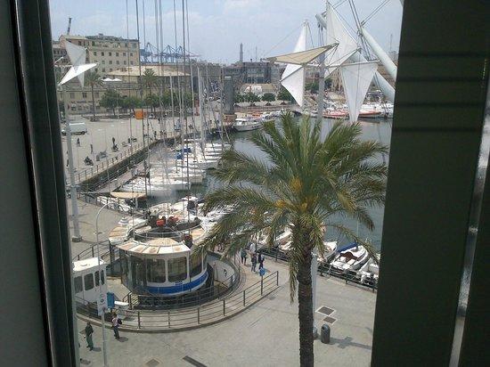 vista dalla terrazza del ristorante - Picture of Eataly Genova ...