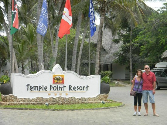 Temple Point Resort: hotel