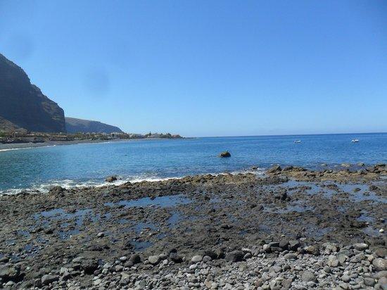 Playa Calera: la playa mas cercana