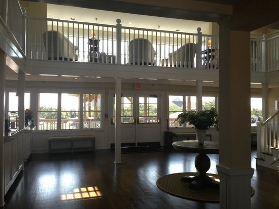 Sanderling Resort: Main Foyer