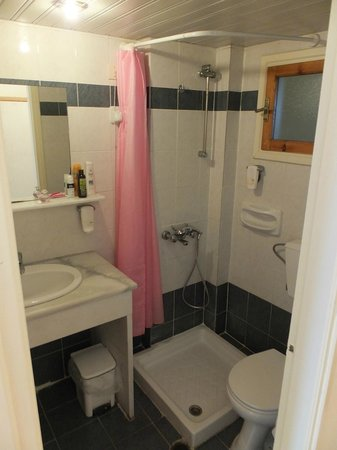 Zante Plaza Hotel & Apartments: Bathroom