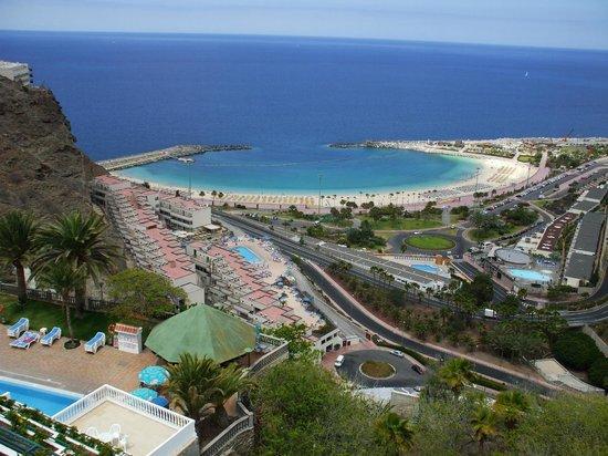 Hotel Altamadores: Amadores Beach