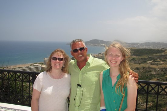 Rhodes Wonder - Private Taxi Tours: George was always smiling