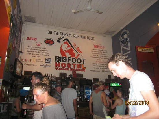 Bigfoot Hostel照片