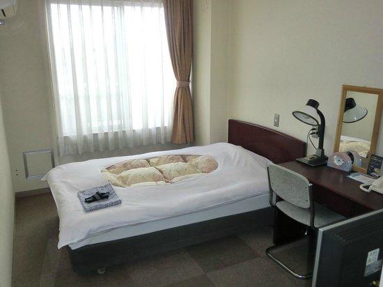 Business Hotel Matsukaze: シングル