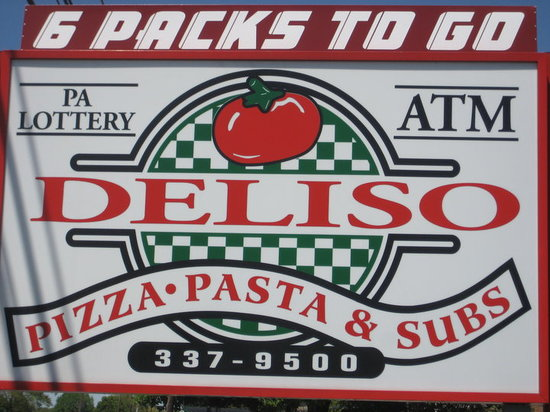 Deliso Pizza : Welcome to Deliso's!
